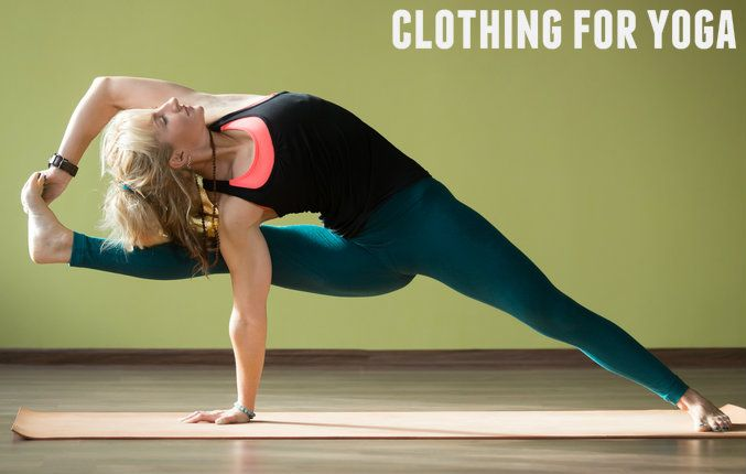 Yoga Clothes Manufacturers