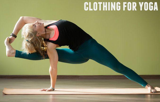 Yoga Clothes Manufacturers