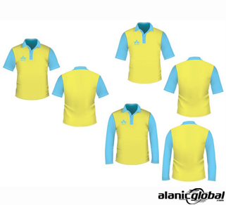 BRIGHT CRICKET SHIRT