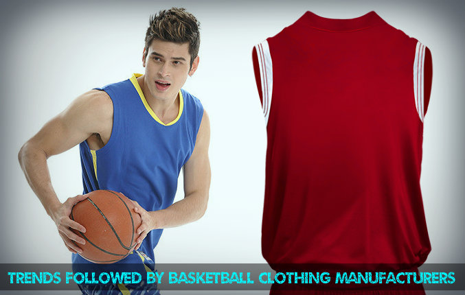 Basketball Clothing Distributors