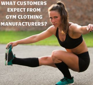 Gym Apparel Manufacturers USA