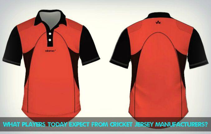 Cricket Jersey Manufacturers USA