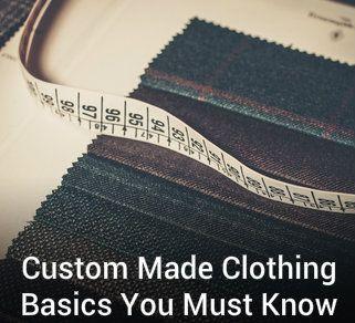 Custom Made Clothing USA