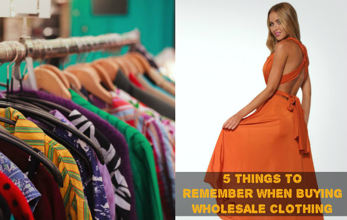 Wholesale Clothing Suppliers USA