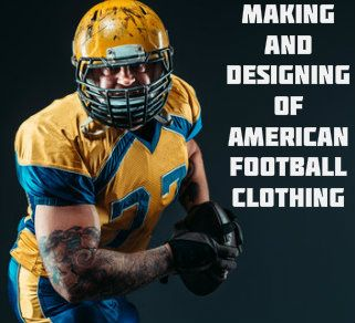 American Football Clothing