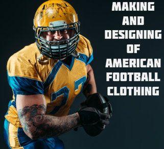 American Football Clothing