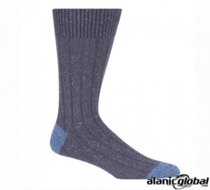DARK GRAY SOCKS