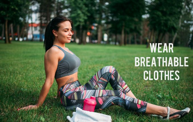 Fitness Clothing Manufacturers