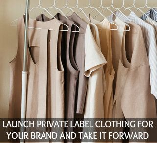 Private Label Clothing Wholesaler