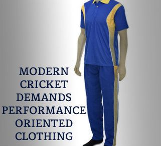 Cricket Clothing Suppliers