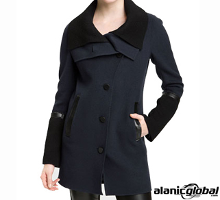 Double Necked Winter Jacket