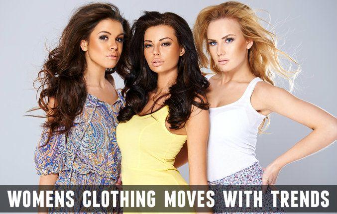 Women Fashion Clothing Wholesale