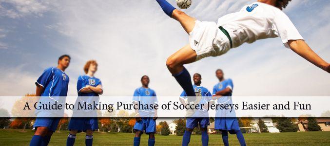 Soccer Jerseys Wholesale