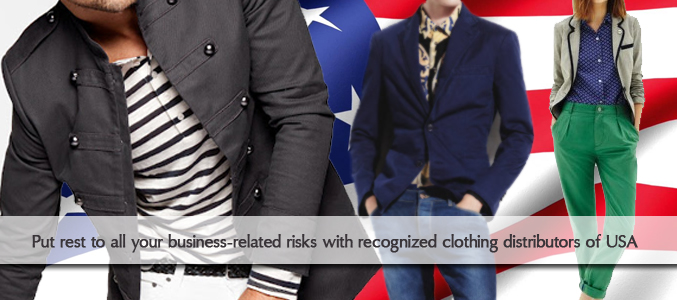 Clothing Distributors USA
