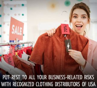 Clothing Distributors