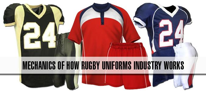 Rugby Apparel Manufacturer
