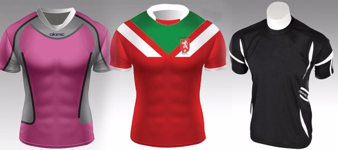 Rugby League Jerseys Manufacturer