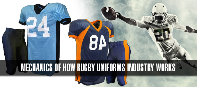 Rugby League Uniforms