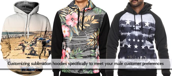 Sublimation Hoodies USA