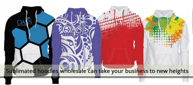 Sublimation Hoodies Wholesale