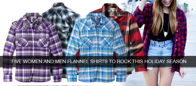 Wholesale Flannel Shirts