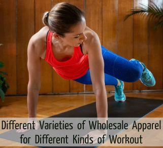 Wholesale Workout Clothing USA
