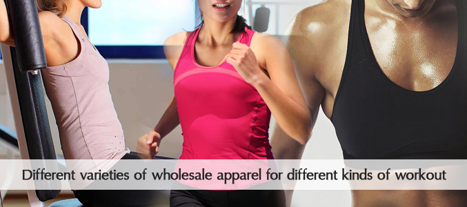 Wholesale Workout Clothing
