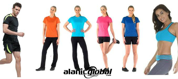 Athletic Clothing Manufacturer