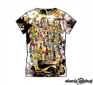 Vivacious Sublimated T-shirt