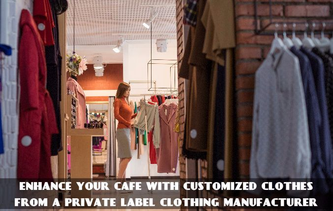 Private Label Clothes Manufacturer USA