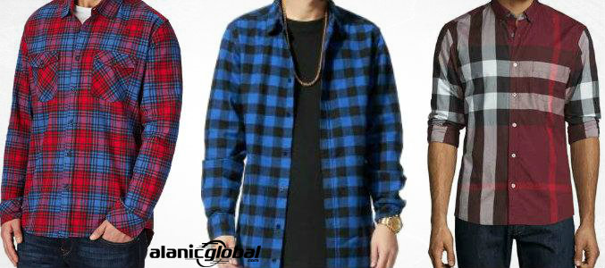 Wholesale Mens Flannel Shirts