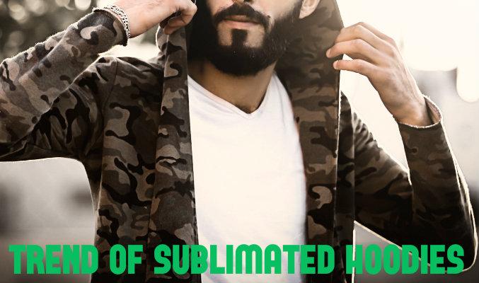 Sublimated Hoodies Wholesale
