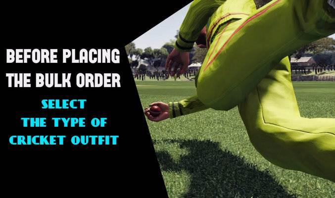 Wholesale Cricket Clothing
