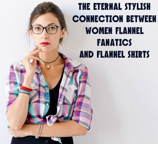 Womens Flannel Shirts
