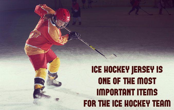 ICE Hockey Jerseys Wholesale USA