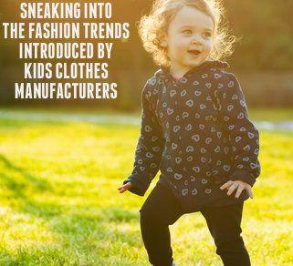 Kids Clothes Manufacturers