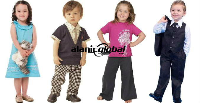 Kids Clothes Manufacturers