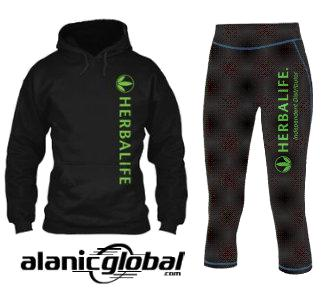 herbalife clothing apparel