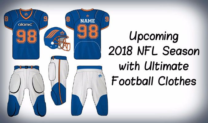 American Football Clothes