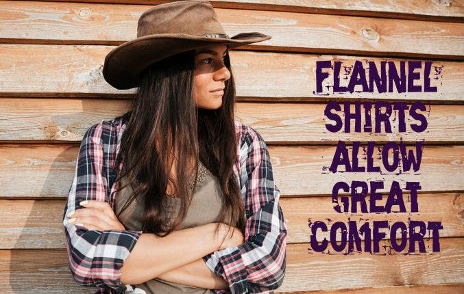Flannel Clothes for Women