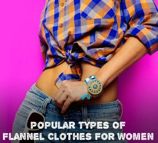 Flannel Clothes USA