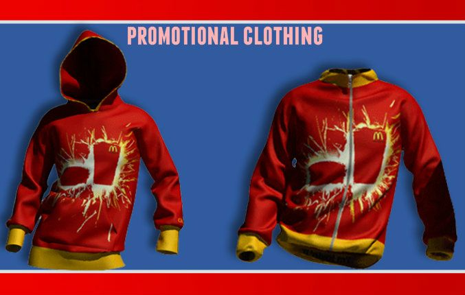 Custom Promotional Clothing