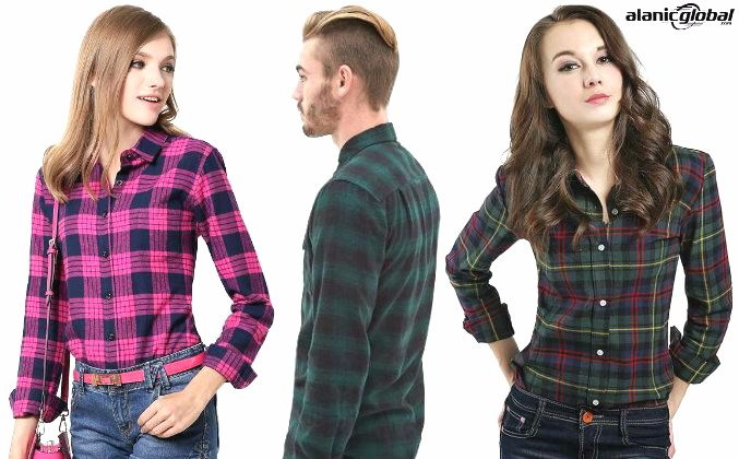 Flannel Clothing Manufacturer