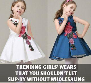 Wholesale Kids Clothing USA