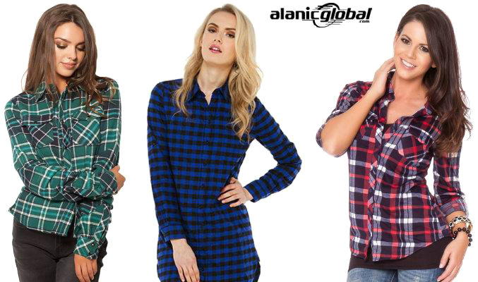 Women's Flannel Shirts Manufacturer