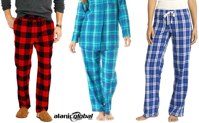 Flannel Pajama Pants Wholesale