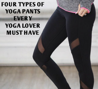 Yoga Pants Manufacturers