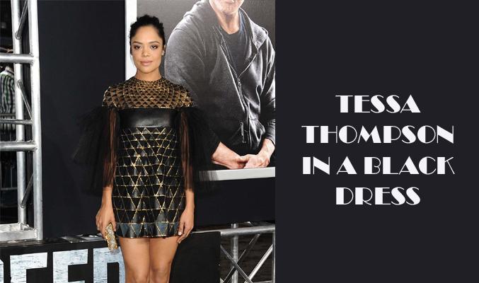 Black Private Label Clothing Tessa Thompson