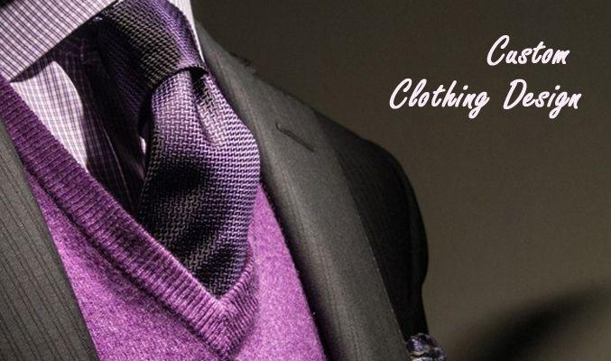 Custom Clothing Design Manufacturers