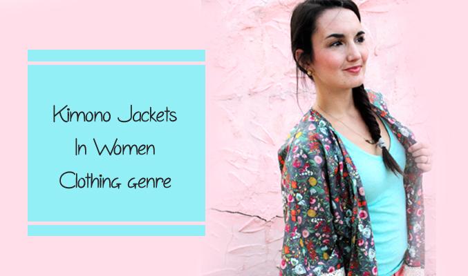 Women Kimono Jacket Wholesale